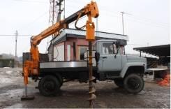 Аренда ямобура ГАЗ 33081 (садко), БКМ-302, Isuzu, Урал