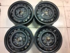 Стальные диски 14 4x114.3 ET45; 5.5j (4 шт)