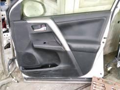 Обшивка двери передняя правая Toyota RAV-4  2013-2016