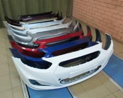 Бампер передний Hyundai Solaris (в наличии все цвета)