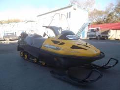 BRP Ski-Doo Skandic WT 550, 2007