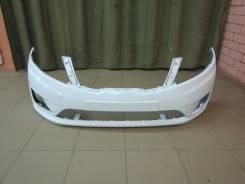 Бампер передний новый Kia Rio III цвет Белый