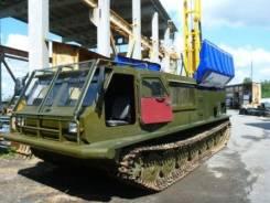 Транспортер МТЛБу ( ТГМ-126 )