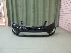 Бампер передний новый Kia Rio III цвет Чёрный