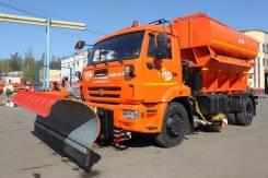 ЭД-244КМ на шасси Камаз 53605-3952-23 (ПС 6 + ПМ 8,2 +отв. +щет. )