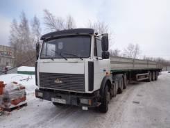 МАЗ 6422 турбовый, 2004