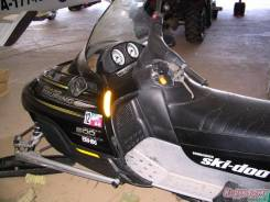 BRP Ski-Doo Grand Touring 600 RER, 2007