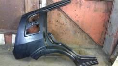 Крыло. Ford Fusion, CBK Ford Fiesta, CBK