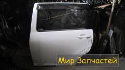 Дверь задняя левая (железо) Toyota Wish ZNE10, #ZE1#, белый перламутр