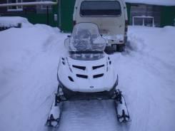 Polaris Widetrak 500 LX, 2012