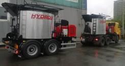 Термос бункер для литого асфальта Hydrog KA 4400 (на прицепе)