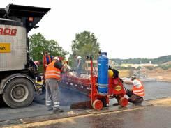 Укладчик литого асфальта Hydrog RAL 5000/7500