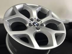 Диски разноширокие R20 на BMW X5, X6