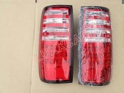 Стоп-сигналы Toyota LAND Cruiser 80 светодиодные  90-98г.
