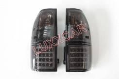 Стоп-сигналы Toyota LAND Cruiser Prado 90/95 светодиодные. Дымчатые