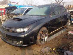 Subaru Impreza WRX STI, 2009