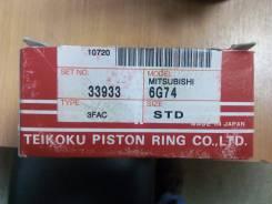 Кольца поршневые TPR 33933 6G74