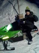 Arctic Cat ZR 120, 2014