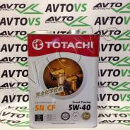 Моторное масло Totachi Grand Touring Fully Synthetic SN/CF 5W-40 4л