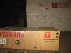 Yamaha 40VEOS лодочный мотор новый