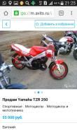 Yamaha TZ 250, 1994