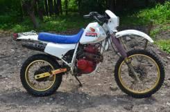 Honda XL 250R, 1988