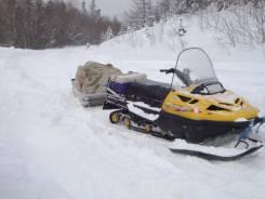 BRP Ski-Doo Skandic SWT
