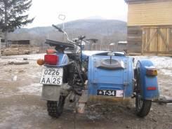 Урал ИМЗ 8.103-10, 1991