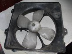Вентилятор радиатора кондиционера. Toyota: Vista, Carina, Corona, Caldina, Camry, Supra Двигатели: 3SFE, 3SGE, 4SFE, 5AFE, 7AFE, 3SFSE, 4AFE, 5EFE, 2J...