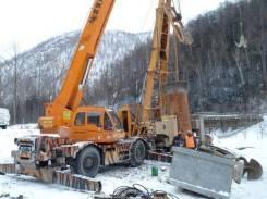 Кран Kobelco 25 тонн ищет работу