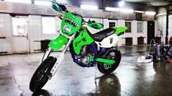 Kawasaki KLX250, 1998