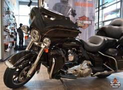 Harley-Davidson Touring Ultra Limited, 2015