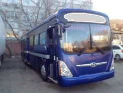 Hyundai Aero City 540, 2010