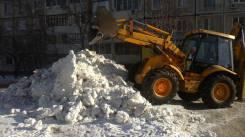 Уборка снега.