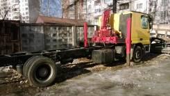 Ремонт грузовиков, спецтехники и манипуляторов