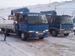 Эвакуатор, кран-борт в Иркутске