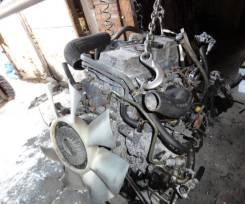 Двигатель в сборе. Mitsubishi Pajero, V46W, V46WG Двигатель 4M40T