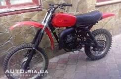 Ява CZ 125, 1990