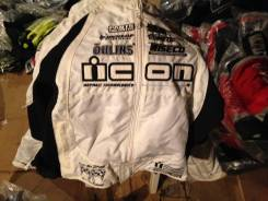 Куртка ICON Merc Jacket . Скидка 10%
