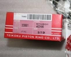 4D56. Кольца поршневые TP-33861 Mitsubishi Delica Pajero