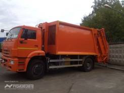 Продам Мусоровоз МС-18К на шасси Камаз-53605