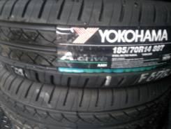 Автошина Yokohama 185/70R14 88Т AA01, Автошина Yokohama 185/70R14 88Т AA01