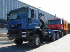 Продам по запчастям Iveco Trakker тягач 6х6
