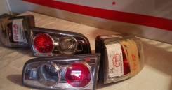 Стоп сигналы мазда демио Mazda Demio DY3W 2005 хром. Mazda Demio, DY3W