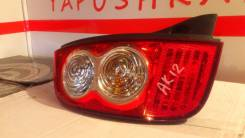 Задний фонарь. Nissan Micra