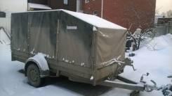 Автоприцеп для снегохода, квадроцикла и перевозки различных грузов.