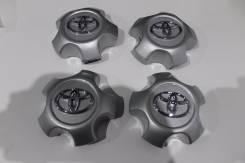 4шт колпаки для литых дисков Toyota Rav4