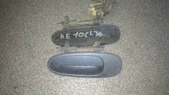 Ручка двери внешняя. Toyota Sprinter, AE100, AE101, AE102, AE104, AE109, CE100, CE102, CE102G, CE104, CE105, CE106, CE107, CE108, CE108G, CE109, EE101...