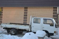 Продаётся грузовик ниссан атлас двух кабинный