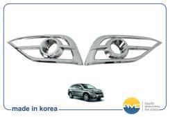 Накладки противотуманных фар Honda CR-V IV 2012 - наст. время
